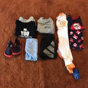 Baby boy clothing 9 to 12 months